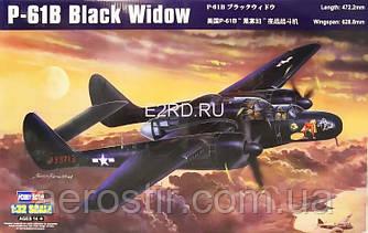 Ночной истребитель P-61 'Black Widow'   1\32  Hobby Boss 83209