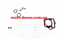 Прокладки двигателя  к-кт 125cc для мопеда DELTA