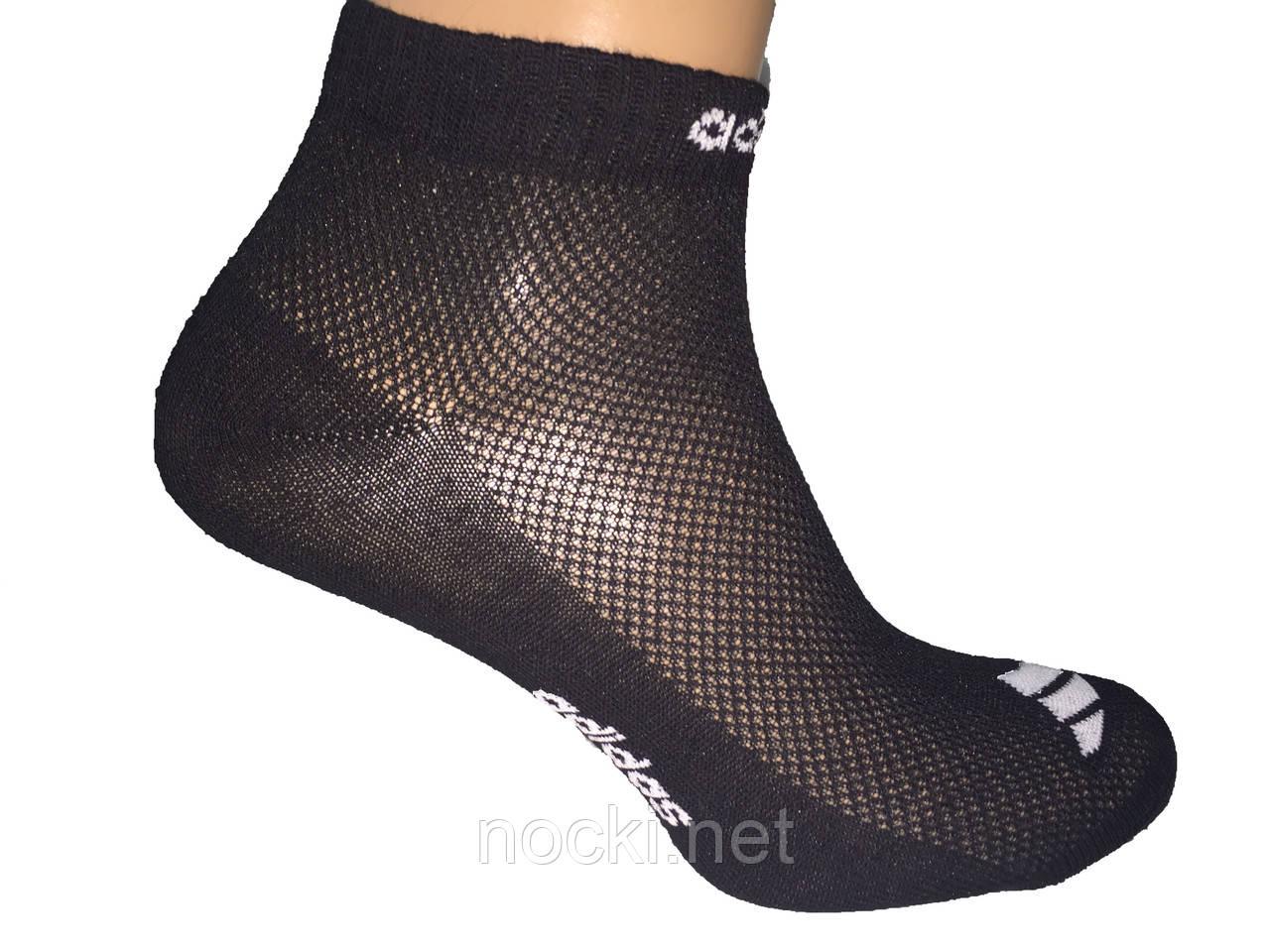 0d55de3e8b7c Носки мужские короткие сетка спорт Adidas пр-во Турция