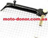 Подножка боковая стояночная (с пружиной) 200mm для мопеда DELTA