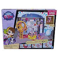 Игровой набор Littlest Pet Shop Веселый парк развлечений. Оригинал Hasbro