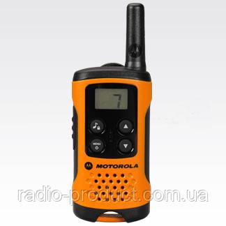 Motorola TLKR T41, пара радиостанций