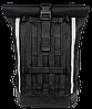 Комфортный черный велорюкзак на 25 л  GUD 1401
