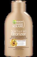 Garnier Selbstbräunungsmilch, 150 ml - Молочко автозагар-бронзатор для лица и тела, 150 мл