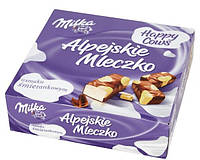 Конфеты Milka Alpejskie Mleczko Happy Cows птичье молоко сливочное, 330 г
