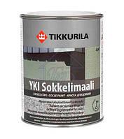 Tikkurila Юки краска для цоколя база А 0,9л