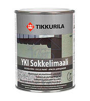 Tikkurila Юки краска для цоколя база С 0,9л