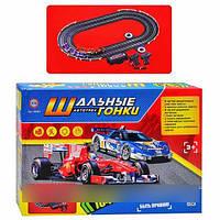 Гоночный Автотрек «Шальные гонки» с машинками, длина трассы 184 см, арт. 02982 HN