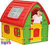 Большой детский домик Tobi Toys 08 XXL