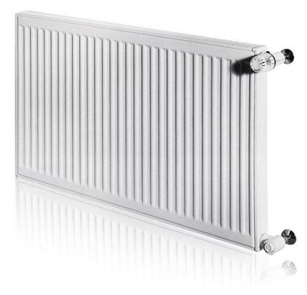 Стальной Радиатор отопления (батарея) 300x1600 тип 22 Thermoqueen (боковое подключение), фото 2