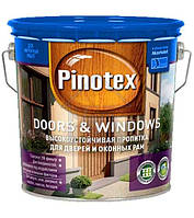 Pinotex Doors&Windows тик 3 л