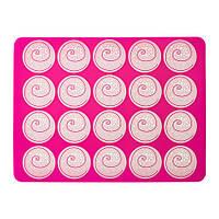 "IKEA ""МОНСТРАД"" Лист для выпечки, розовый, 40x30 см"