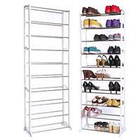 Органайзер для обуви Amazing shoe rack до 30 пар