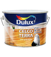 Лак паркетный Celco Terra 20, 10л