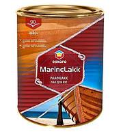 Эскаро Marine Lakk 90 (глянцевый яхтный лак), 0,95л
