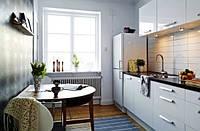 Практический дизайн: эргономика кухни - советы + схемы