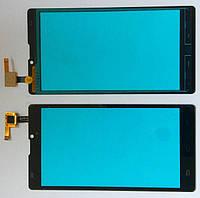 ZTE Blade L2 тачскрін сенсор чорний оригінальний