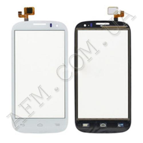 """Сенсор (Touch screen) Alcatel 5036D One Touch Pop C5 белый - Компания """"Все для мобильных телефонов"""" в Николаеве"""