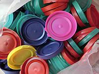 Крышка пластик на банку качество