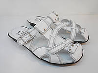 Шлепанцы Etor 342-7051-2 белые, фото 1