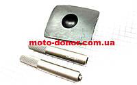 Съемник-рассухариватель клапанов, набор для мопеда DELTA