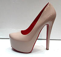 Туфли женские Лабутен Louboutin на красной подошве KF0336
