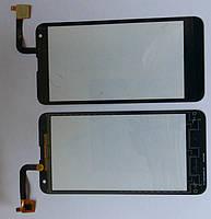 Fly IQ4514 Evo Tech 4 сенсор тачскрін чорний оригінальний