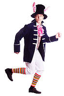 Мартовский Заяц мужской костюм (Алиса в стране чудес)