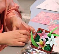 Мастер-класс «Мир оригами»