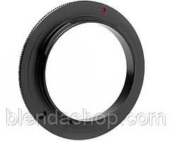 Реверсивное оборачивающее кольцо 55 мм - SONY AF