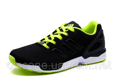 Кроссовки мужские Adidas Torsion, текстиль, черные