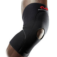 Knee Sleeve with anterior patch & open patella