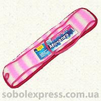Мочалка антицеллюлитная с верёвочными ручками 40 см