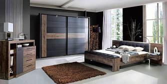 Модульна спальня BELLEVUE Forte