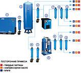Осушитель сжатого воздуха Friulair AMD 32, фото 4
