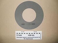 Накладка диска сцепления 230х110х4мм (каток асфальтный) (Трибо UA ТМ S.I.L.A.)