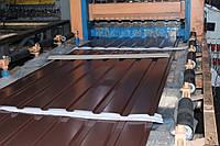 Некондиция профнастила НС-20 8017 (коричневый)