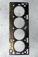 Оригинальная прокладка головки цилиндров 55355578 двигателя F14D4 / Вида Ланос 1.4i DOHC 101л.с. Прокладка ГБЦ