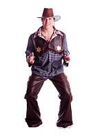 Ковбой Джонни мужской карнавальный костюм