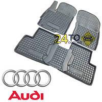 ☔️ Автоковрики для AUDI A6 (1998-...) (Комлект в салон) (Avto-Gumm), Ауди А7