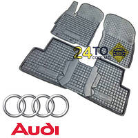 Автоковрики для AUDI A6 (1998-...) (Комлект в салон) (Avto-Gumm), Ауди А7