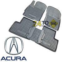 Автоковрики для ACURA MDX (2006-...) (Комлект в салон) (Avto-Gumm), Акура МДХ