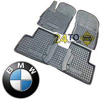Автоковрики для BMW E46 3-серия (2001-...)  (Комлект в салон) (Avto-Gumm), БМВ Е46