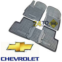 Автоковрики для CHEVROLET Aveo (2012-...) (Комлект в салон) (Avto-Gumm), Шевроле Авео