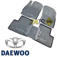 Автоковрики для DAEWOO Lanos (Комлект в салон) (Avto-Gumm), Деу Ланом