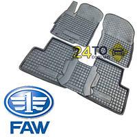 Автоковрики для FAW V 2 (Комлект в салон) (Avto-Gumm), ФАВ В2