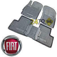 Автоковрики для FIAT Doblo (2010-...) (Комлект в салон) (Avto-Gumm), Фиат Добло