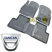 ☔️ Автоковрики для DACIA Logan MCV(2006-2012) универс (Комлект в салон) (Avto-Gumm), Дачя Логан