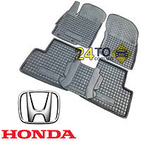 Автоковрики для HONDA Acсord (2003-2008) (Комлект в салон) (Avto-Gumm), Хонда Аккорд