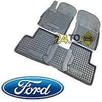 Автоковрики для FORD Mondeo lV (2007-...) (Комлект в салон) (Avto-Gumm), Форд Мондео